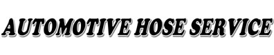 automotive hoses ervice - logo